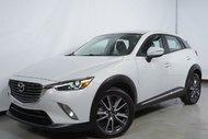 2016 Mazda CX-3 GT AWD GPS CUIR TOIT