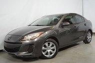 Mazda3 GX A/C VITRES TEINTES 2012