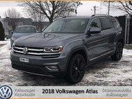 Volkswagen Atlas EXECLINE | GPS | CUIR | TOIT | 6 PLACES 2018