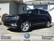 Volkswagen Atlas Highline HITCH | CUIR | TOIT | GPS | FENDER 2018