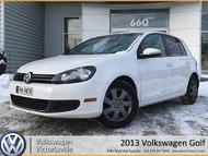 Volkswagen Golf 2.5L Trendline   A/C   GROUPE ELECTRIQUE 2013