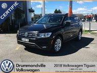 Volkswagen Tiguan Trendline/BANC CHAUFFANT/4MOTION 2018