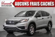 Honda CR-V 2016+AWD+LX+CAMERA RECUL+BLUETOOTH 2016