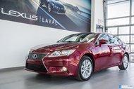 Lexus ES 300h HYBRIDE / GPS / CAMÉRA / CUIR 2013