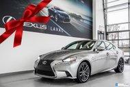 Lexus IS 250 F-Sport 2**NAVI**CUIR**TOIT**CAM. 2015