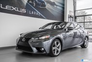 Lexus IS 350 AWD Luxury, Navigation, Camera, Cuir 2016