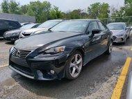 Lexus IS 350 PREM. AWD, Camera, Cuir. Toit ouvrant 2014