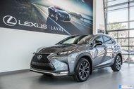 2017 Lexus NX 200t F-SPORT TAUX À COMPTER DE 1.9%