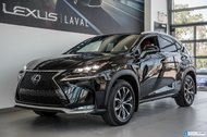 Lexus NX 200t F-Sport 3 / HUD / GPS / CAM / BSM 2017