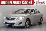Toyota Corolla 2009+CE+A/C+GR ELEC COMPLET 2009