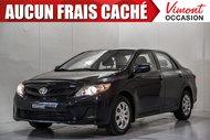 Toyota Corolla 2013+CE+A/C+PORTES ET MIROIRS ELECTRIQUES+ 2013