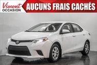 Toyota Corolla 2014+CE+A/C+BLUETOOTH+GR ELECTRIQUES 2014