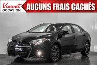 Toyota Corolla 2014+S+TOIT+CAMERA RECUL+SIEGES CHAUFFANTS 2014