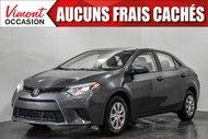Toyota Corolla 2015+CE+A/C+VITRES ET MIROIRS ELEC+BLUETOOTH 2015