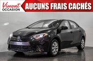 Toyota Corolla 2015+LE+CAMERA RECUL+SIEGES CHAUFFANTS+BLUETOOTH 2015