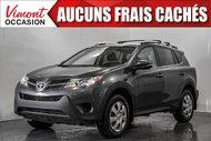 Toyota RAV4 2014+AWD+CAMERA RECUL+SIEGES CHAUFFANTS+BLUETOOTH 2014