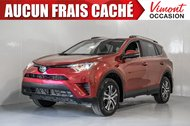 Toyota RAV4 2017+FWD+CAMERA RECUL+SIEGES CHAUFFANTS+BLUETOOTH 2017