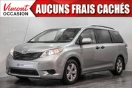 Toyota Sienna 2011+CE+A/C+GR ELEC COMPLET+7 PASSAGERS 2011