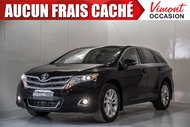 Toyota Venza 2014+HB+CUIR+XLE+FWD+TOIT PANORAMIQUE+BLUETOOTH 2014