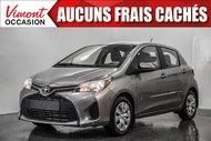 Toyota Yaris LE+A/C+BLUETOOTH+GR ÉLECTRIQUE COMPLET 2015