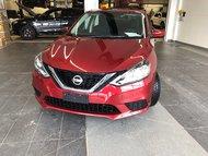 Nissan Sentra BALANCE DE GARANTIE 2017