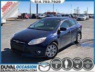 Ford Focus SE + CLIMATISATION + ***VÉHICULE VENDU TEL QUEL*** 2012