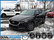 Mazda CX-5 GT + TOIT OUVRANT + NAVIGATION + CUIR 2018