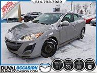 Mazda Mazda3 Sport GS + CLIMATISATION + BLUETOOTH + MAGS 2011