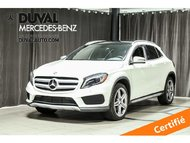2015 Mercedes-Benz GLA-Class GLA250 4MATIC TOIT PANORAMIQUE SPORT PACK