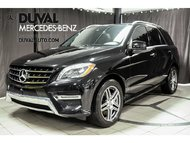 2014 Mercedes-Benz M-Class ML350 4MATIC ESSENCE XENON SPORT PACK GPS