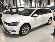 Volkswagen GOLF SPORTWAGEN COMFORTLINE 4MOTION 2018