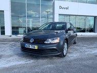 Volkswagen Jetta Sedan Trendline 2015