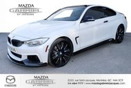 2015 BMW 4-Series 435i xDrive +BLUETOOTH+CRUISE+BACK UP CAMERA