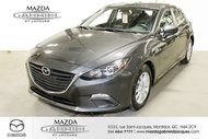 2015  Mazda3 GS +BLUETOOTH+CRUISE+SIEGES CHAUFFANTS