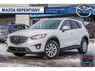 Mazda CX-5 GS LUXE AWD ** CUIR TOIT CAMERA DE RECULE ** 2016