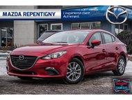 Mazda Mazda3 GS, Bluetooth, GPS, Sièges Chauffants 2016