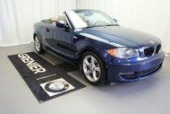 BMW 128i Convertible,Automatique, Seulement 55000km 2011