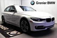 BMW 320i xDrive Cuir rouge,Navigation,Sportline,Financement 0.99% 2015