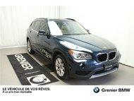 BMW X1 Groupe exécutif et premium, Xénon, a partir 0.9% 2014