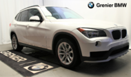 BMW X1 Groupe Supérieur, Financement 0.9%. 2015