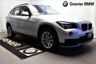 BMW X1 XDrive28i,Navigation,Groupe Premium,0.9% 2015