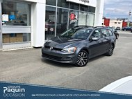 Volkswagen GOLF SPORTWAGEN Comfortline 4motion 2017