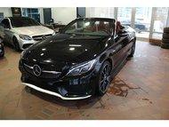 2017 Mercedes-Benz C-Class C43 AMG 4MATIC cabriolet, navi, Distronic plus