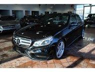 2014 Mercedes-Benz E-Class E350 4MATIC, cam 360, parktronic, navi, sirius.