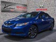Honda Civic EX*TOIT OUVRANT*MAG* 2013