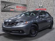 Honda Civic Si (M6) 2013