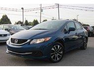 Honda Civic EX /TOIT OUVRANT / JAMAIS ACCIDENTÉ 2014