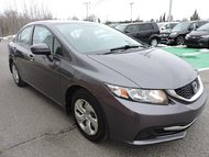 Honda Civic LX /SIEGES CHAUFFANTS /SYSTEME ECON 2014