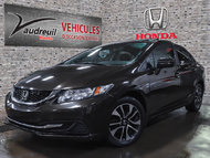 Honda Civic EX*DÉMARREUR A DISTANCE INCLUS* 2014