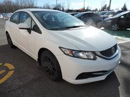 Honda Civic LX/MANUELLE ,AIR CLIMATISÉ 2014